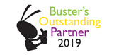 Busters Outstanding Partner Logo