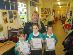 Foundation Stage Ambulance Competition - Garlinge Primary School