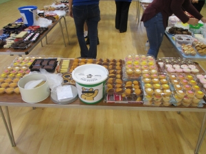 Children in Need PTFA Cake Sale - Garlinge Primary School