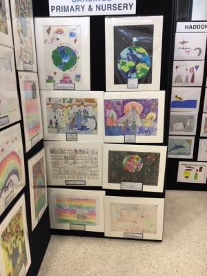 Rotary Art Competition - Garlinge Primary School