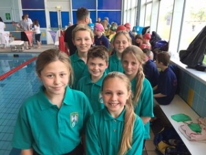Thanet Primary Schools Swimming Gala - Garlinge Primary School